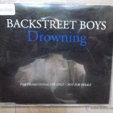 CDs de Música: BACKSTREET BOYS DROWNING CD SINGLE PROMOCIONAL. Lote 46573357