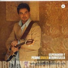 CDs de Música: PEDRO JAVIER HERMOSILLA / ESPERANDO-T(CD SINGLE CARTÓN 2003). Lote 46627597