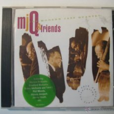 CDs de Música: CD THE MODERN JAZZ QUARTET & FRIENDS - A CELEBRATION. Lote 46629391