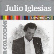 CDs de Música: JULIO IGLESIAS. SU MEJOR COLECCION. 1 DVD Y 10 CD`S EN MUY BUEN ESTADO. MIRAR FOTOS.. Lote 92006575