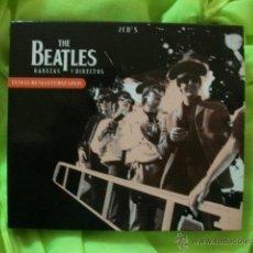 CDs de Música: 2 CD ESPAÑOL THE BEATLES RAREZAS Y DIRECTOS ,TEMAS REMASTERIZADOS . Lote 46642613