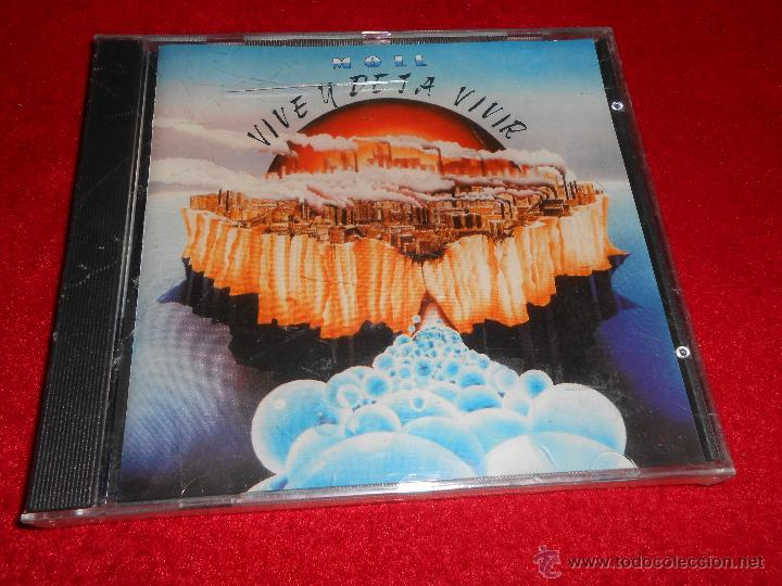 MOLL VIVE Y DEJA VIVIR CD 1993 PRECINTADO MOLL & MOLL (Música - CD's Pop)