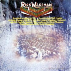 CDs de Música: RICK WAKEMAN - JOURNEY TO THE CENTRE OF THE EARTH - CD. Lote 46658714