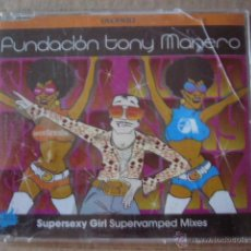 CDs de Música: FUNDACION TONY MANERO. SINGLE. Lote 46679351