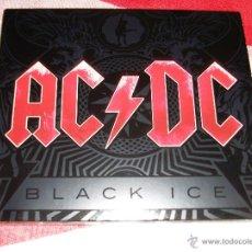 CD di Musica: AC/DC - BLACK ICE. Lote 217174527
