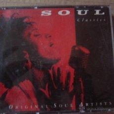 CDs de Música: SOUL CLASSICS. 2 CD. Lote 46681483