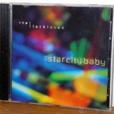 CD de Música: THE LACKLOVES - STAR CITY BABY (CD) POWER POP. Lote 46681719