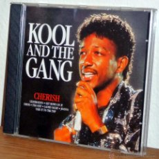 CDs de Música: KOOL AND THE GANG - CHERISH (GRANDES EXITOS) (CD). Lote 46682168