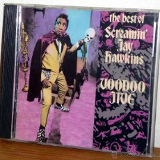 CDs de Música: SCREAMIN' JAY HAWKINS - VOODOO JIVE: THE BEST (CD). Lote 46691778