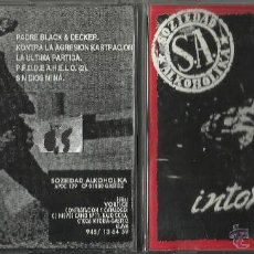 CDs de Música: SOZIEDAD ALKOHOLIKA CD INTOXIKAZION ETILIKA.1994. Lote 46693668