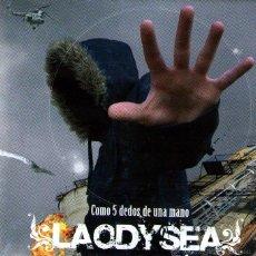 CDs de Música: LAODYSEA - COMO 5 DEDOS DE UNA MANO - CD ALBUM - RAP - 17 TRACKS - KANKANA RECORDS 2008. Lote 46698803