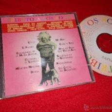 CDs de Música: TRIBUTO A LOS 80 IIICD 2000 SISSI BURNING NIKIS DIVINA COMEDIA MERMELADA PACO CLAVEL BONEZZI MOVIDA. Lote 46711502