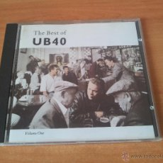 CDs de Música: CD UB40 . THE BEST OF . Lote 46719412