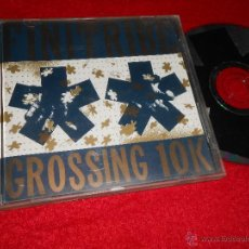 CDs de Música: FINITRIBE GROSSING 10K CD 1989 ONE LITTLE INDIAN EDICION INGLESA ENGLAND. Lote 46728534