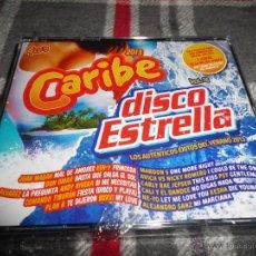 CDs de Música: DISCO ESTRELLA VOL 16 CARIBE 2013 4 CD PRECINTADO JUAN MAGAN DON OMAR MAROON 5 ALEJANDRO SANZ. Lote 98527570