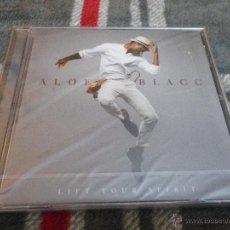 CDs de Música: ALOE BLACC LIFT YOUR SPIRIT CD ALBUM PRECINTADO DEL AÑO 2013 INCLUYE VERSION ACUSTICA 11 TEMAS. Lote 46748428