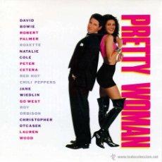 CDs de Música: PRETTY WOMAN CD ALBUM BANDA SONORA ORIGINAL 11 TEMAS. Lote 46755772