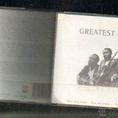 CDs de Música: GREATEST BLUES. GOLDEN GREATS. CD-DOBLE-218. Lote 46772359