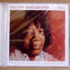 CDs de Música: MILTON NASCIMENTO - BITUCA (2 CD) PRECINTADO. Lote 46773562