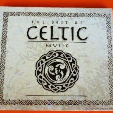 CDs de Música: THE BEST OF CELTIC MUSIC / MUSICA CELTA - DIGIPACK - PRECINTADA. Lote 46777757