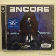 CDs de Música: EMINEM - ENCORE - 2 CD. Lote 46782354