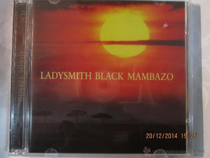 LADYSMITH BLACK MAMBAZO (Música - CD's World Music)