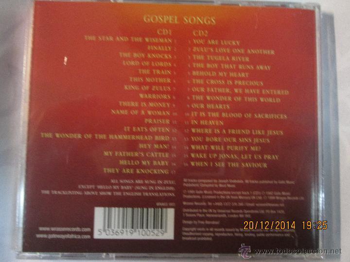 CDs de Música: LADYSMITH BLACK MAMBAZO - Foto 2 - 46860536