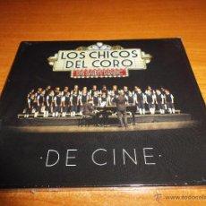 CDs de Música: LOS CHICOS DEL CORO DE SAINT MARC DE CINE CD PRECINTADO DIGIPACK SERGIO DALMA DIANA NAVARRO 11 TEMAS. Lote 46864904