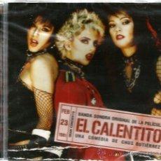 CDs de Música: CD EL CALENTITO LAS SIUX DERRIBOS ARIAS ALMODOVAR ZOMBIES NIKIS, AEROLINEAS FEDERALES, AVIADOR DRO . Lote 46877554