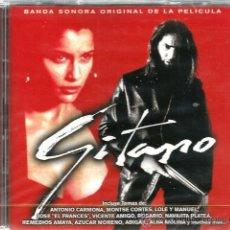 CDs de Música: CD GITANO : ANTONIO CARMONA, CHONCHI HEREDIA, LAS GRECAS, ENRIQUE MORENTE, ABIGAIL VICENTE AMIGO ETC. Lote 46877617