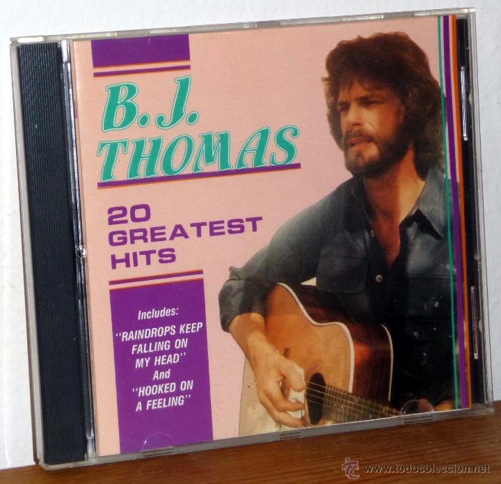 B  J  THOMAS - 20 GREATEST HITS (CD)