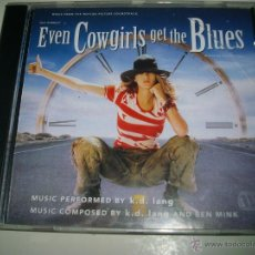CDs de Música: EVEN COWGIRLS GET THE BLUES (1993 SIRE) K. D. LANG K.D. LANG. Lote 46881543