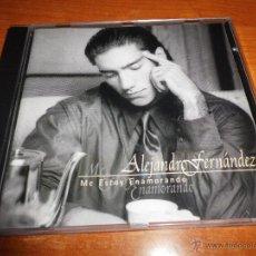 CDs de Música: ALEJANDRO FERNANDEZ ME ESTOY ENAMORANDO CD ALBUM DEL AÑO 2010 CONTIENE 10 TEMAS GLORIA ESTEFAN. Lote 46894624