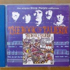 CD de Música: DEEP PURPLE - THE BOOK OF TALIESYN (CD). Lote 46908665