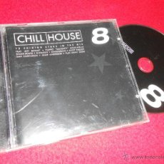 CDs de Música: CHILL HOUSE VOLUMEN 8 CD 2002 THE GOOD MORNING PEOPLE. Lote 46914674
