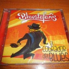 CDs de Música: BLUESTAFARIS EL COBRADOR DEL BLUES CD ALBUM PRECINTADO DEL AÑO 2013 CONTIENE 10 TEMAS. Lote 46921883