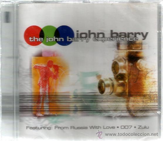 CD THE JOHN BARRY EXPERIENCE (Música - CD's Bandas Sonoras)