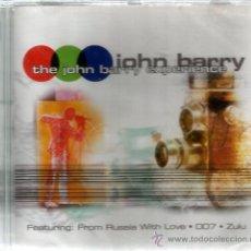CDs de Música: CD THE JOHN BARRY EXPERIENCE . Lote 46928537