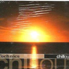 CDs de Música: CD TECHNICS _ CHILLOUT ( INTERPETES : HACKMAN & TAULS ). Lote 277721253