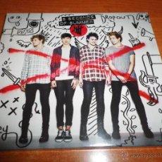 CDs de Música: 5 SECONDS OF SUMMER CD ALBUM DIGIPACK PRECINTADO DELUXE AÑO 2014 15 TEMAS POP ROCK PUNK . Lote 46933255