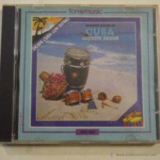 CDs de Música: ORQUESTA ARAGÓN - GRANDES ÉXITOS DE CUBA - CD 1990 . Lote 46939810
