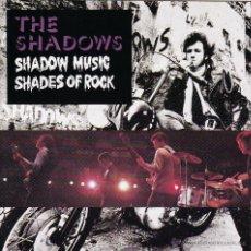CDs de Música: SHADOWS, THE - SHADOW MUSIC-SHADES OF ROCK - CD. Lote 46953476
