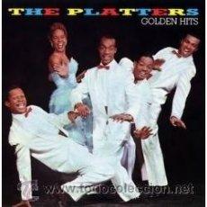 CDs de Música: THE PLATTERS - GOLDEN HITS CD . Lote 46957408