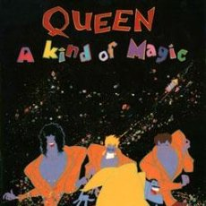 CDs de Música: QUEEN A KIND OF MAGIC CD ALBUM 12 TEMAS. Lote 46958326