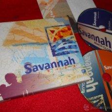 CDs de Música: SAVANNAH IBIZA BEACH CLUB VOL.2 WILLIAM HARLEY+DON CHRISTIAN 2CD 2004. Lote 46967499