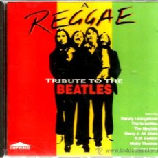 CDs de Música: CD REGGAE TRIBUTE TO THE BEATLES (JOE´S ALL STARS, THE ISRAELITES, DEL DAVIS, THE MAYTALS, JOHN HOLT. Lote 46979882