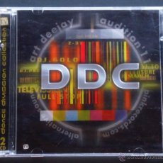 CDs de Música: DDC - DANCE DIVISSION COLLECTION. VOLUMEN 11. 2 CD'S. Lote 46982393