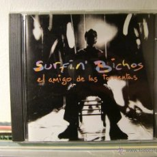 CDs de Música: SURFIN' BICHOS - EL AMIGO DE LAS TORMENTAS (CD, ALBUM). Lote 47003051