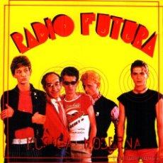 CDs de Música: RADIO FUTURA - MUSICA MODERNA - CD. Lote 47013821