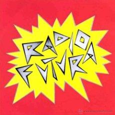 CDs de Música: RADIO FUTURA - RADIO FUTURA - CD. Lote 47013850